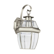Sea Gull 8067-965 - One Light Outdoor Wall Lantern