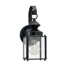 Sea Gull 8456-12 - One Light Outdoor Wall Lantern