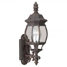 Sea Gull 88201-821 - Bronze Wall Lantern