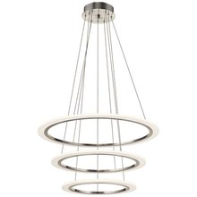 Elan 83669 - 3 Ring Led Pendant