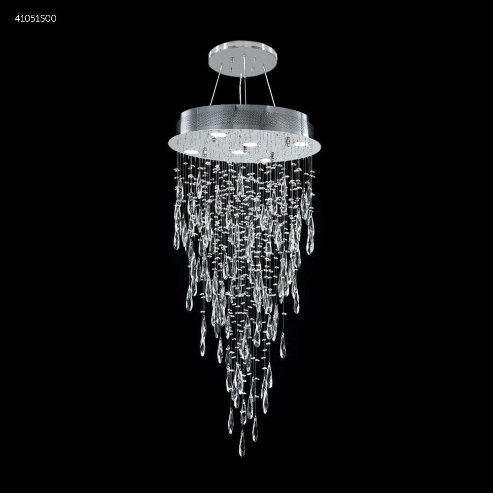 online retailer 99751 68bb1 Crystal Rain Chandelier : ALP0A | Candlelight & Log